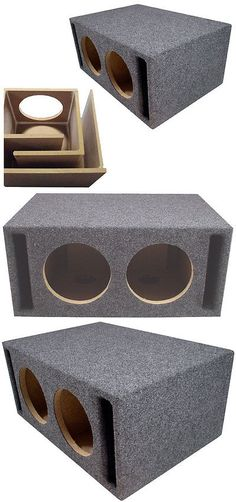 Car Subwoofers: Car Audio Dual 12 Inch Slot Vented Subwoofer Labyrinth Spl Bass Speaker Sub Box -> BUY IT NOW ONLY: $89.99 on eBay!