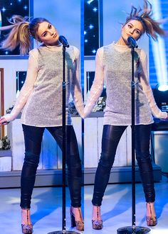 Little Mix performing on 'Lorraine' - 11/9