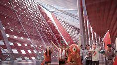 Gallery - Suzhou Industrial Park Sports Center / NBBJ - 7