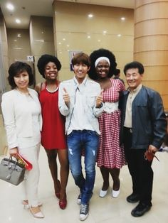 ZE:As Kwanghee goes on a musical date with his parents