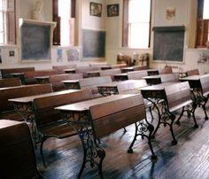 Museum Village Schoolroom