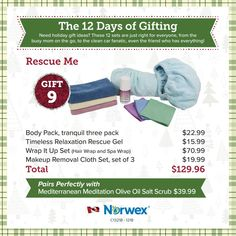 Norwex Biz, My True Love, Thing 1 Thing 2, Stress, Lifestyle, Day, Gifts, Favors, Anxiety