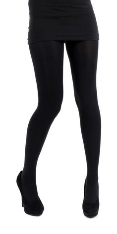 aaae51aeb1f 120 denier opaque black tights plus size 16 to 32 xl xxl xxxl pamela mann