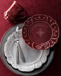 Image result for holiday dinnerware