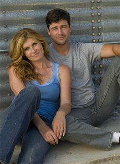 Eric and Tammy Taylor - Friday Night Lights