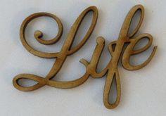 Wood Aaron sentiment-Life 1 pc