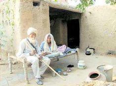 Somewhere in village of Punjab, India