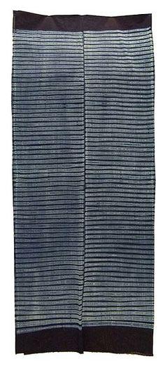 Yoruba Adire Textile 1001