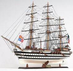 Amerigo Vespucci #shipmodel for sale!