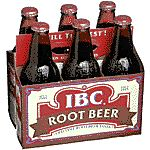 IBC root beer.  Stands for Independent Breweries Company, I like It's Better Cold...