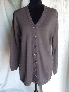 Cardigan di lana - cardigan giacca maglia lana donna - un prodotto unico di dorazimorena su DaWanda