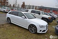Audi RS4 avant Audi Wagon, Audi Rs6, Custom Cars, Luxury Cars, Man Cave, Automobile, Rs 4, Dream Garage, Wheels