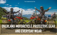 Tips and advice - Best motorcycle protective, clothing that is suitable for long…
