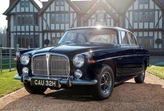 1970 - Rover P5b 3.5 V8 Coupe.