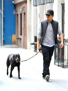 6 Celebrity Styles We Want to Steal - Orlando Bloom