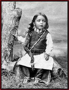 Children of the past