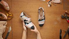 0f63609d3831 Geology of Shoes by Barbora Vesalá