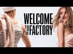 Jean Paul Gaultier - Welcome to the Factory - Essences de Parfum [EN] - YouTube