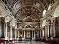 Sacristía de la Catedral de Jaén, España. Andrés de Vandelvira, siglo XVI.
