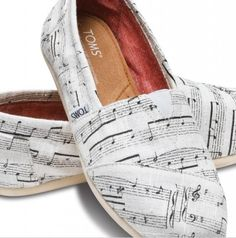 toms to die for!!! love these!