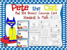 pete the cat  .. this too Jessica B!