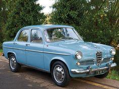 1956 Alfa Romeo Giulietta Berlina