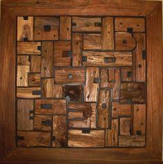 fali dekoráció Wood Furniture Store, Solid Wood Furniture, Rustic Furniture, Home Furniture, Wooden Art, Wood Wall Art, Small Wood Projects, Unique Paintings, Loft Design
