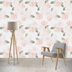 We are so happy to be able to offer wallpaper to coordinate with our bedding! This PVC free, woven wallpaper is a dream to work with. Easy to apply and completely repositionable. Just stick on and take off whenever you want!Details:100% polyester with adhesive backing24 inches (61 cm) wide, length is customizable start