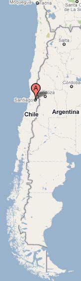 Santiago Chile Homes