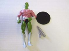 "Brainiac Action Figure DC Direct 6 3/4"" History DC Universe Series 3  #DCDirect"