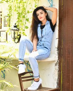 Swag Girl Style, Girl Swag, Stylish Girl Images, Stylish Girl Pic, Girl Fashion, Fashion Dresses, Indian Designer Suits, Beautiful Girl Photo, Girls Formal Dresses