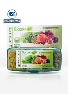 NSF Certified for sports, 10 vitamins 12 minerals and 20 plant concentrates! Organic. Energy all day!