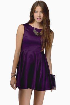 Celia Skater Dress (also comes in lavender colour)