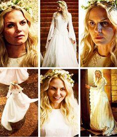 Beautiful!!!!  Once Upon A Time, Season 5 White Dress