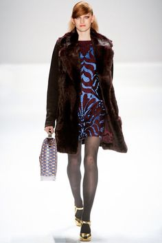 Nanette Lepore Fall 2012 Ready-to-Wear Collection Photos - Vogue