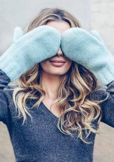 Click to enlarge Drops Design, Tweed, Winter Hats, Long Hair Styles, Knitting, How To Wear, Beauty, Fashion, Stapler