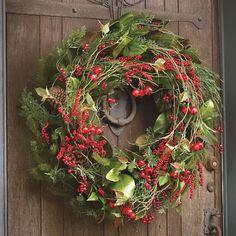 Kreative Weihnachtskranz Decor Ideas_06