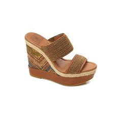 Candy Slip-on Wedges, found on #polyvore. women new arrivals