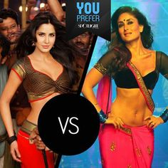 Chikni Chameli or Halkat Jawani, which item number played more on your playlist?
