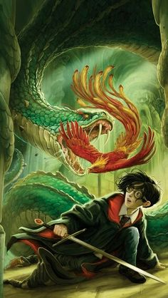 New Harry Potter and the chamber of secrets book cover