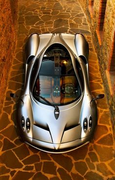 Champagne Car Pagani Zonda R from http://www.carhoots.com/blog/supercars/the-need-for-speed 8531 Santa Monica Blvd West Hollywood, CA 90069 - Call or stop by anytime. UPDATE: Now ANYONE can call our Drug and Drama Helpline Free at 310-855-9168.