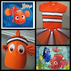 Nemo Costume More More
