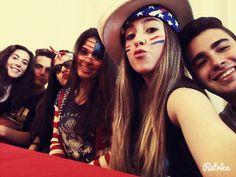 American team ✌