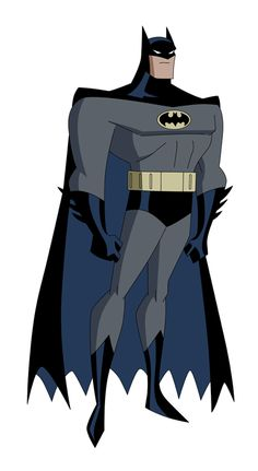 "Batman ""Batman: the Animated Series"" costume ""Justice League Unlimited"" style What JLU Batman might look like if he put the BTAS suit on. Batman - BTAS in JLU Style Batman Poster, Batman Art, Gotham Batman, Batman Robin, Batwoman, Batgirl, Hahaha Joker, Two Face Batman, Batman Redesign"