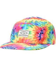 bccd25b8b2043 Handmade Tie Dye tiedyed Hat Multi Colors Baseball by BigGDesigns. See  more. Get a radical look and add some vibrant color to your kit in the  Empyre Breezy