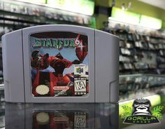 Did you ever beat this one back in the day? #StarFox #N64 #Retro