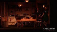 "This is ""Le journal d'Anne Frank - Théâtre Rive Gauche"" by Théâtre Rive Gauche on Vimeo, the home for high quality videos… Rive Gauche, Anne Frank, Theatre, Journal, Theatres, Theater"