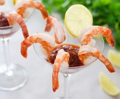 I love cocktail sauce!!Easy paleo shrimp cocktail is a quick appetizer that's perfect for entertaining.