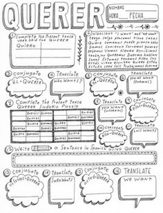 168 Best Spanish Printables Images In 2019 Spanish Class Spanish