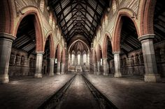 """""""Cane hill abandoned asylum"""" By andre govia"""